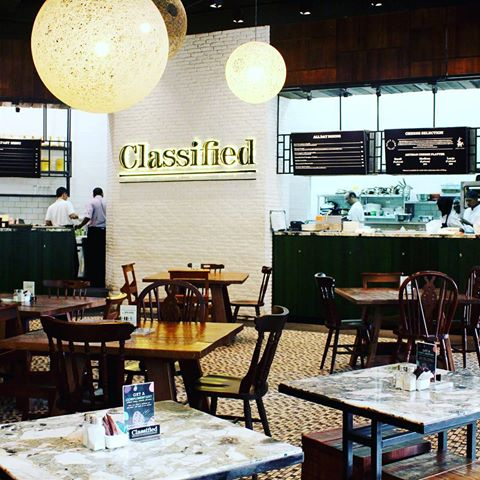 classified restoran di kemang village