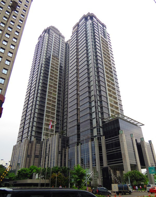 Capital Residences Towers 1