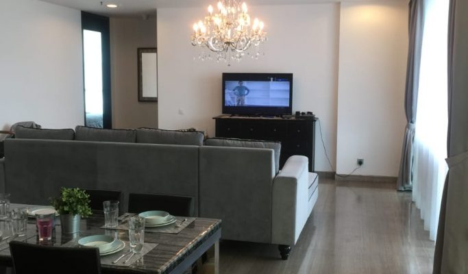 Penthouse Bloomington Tower Kemang Village For Rent