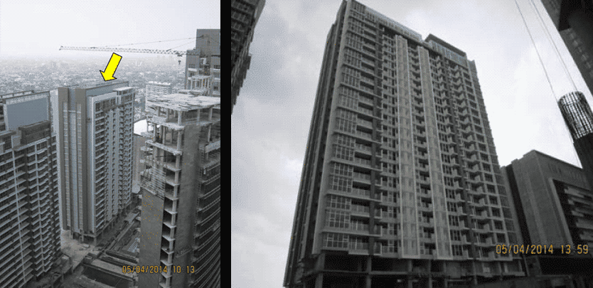 progres tower intercon kemang village residence