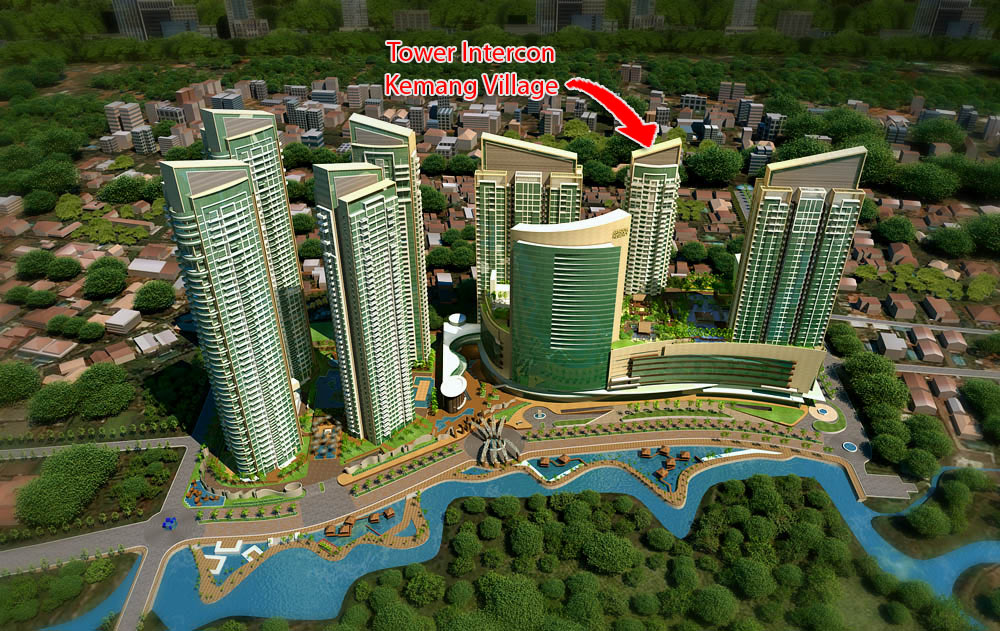 tower-intercon-kemang-village