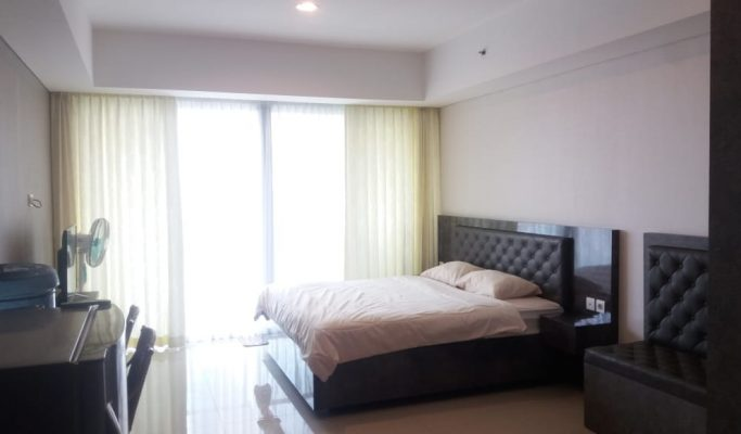 Tower Intercon Type Studio Dijual, Furnish