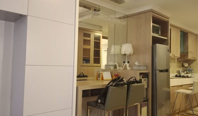 Sewa Unit Studio, Tower Intercon Kemang Village