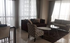 Tower Empire Kemang Village Disewakan, Furnish, 3BR