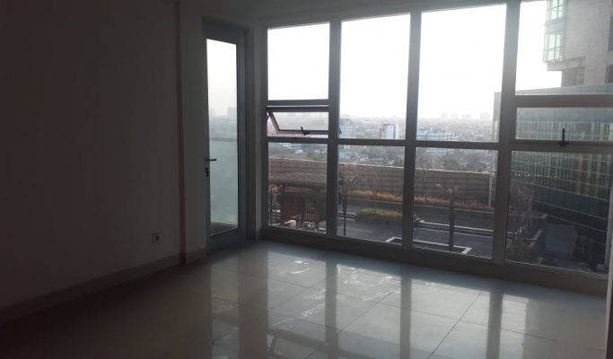 Dijual BU! Tower Intercon, Type 2BR, Luas 95