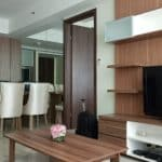 Jual Unit Tower Empire, Type 2BR, Furnish
