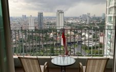 Tower Cosmo Kemang Village Dijual, Type 2BR, Furnish