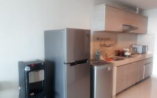Unit Studio Tower Intercon Disewakan